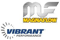 Глушители Magnaflow и Vibrant