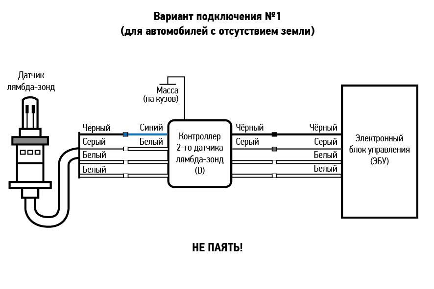 LC-910 Электронная обманка (эмулятор лямбда-зонда ...: http://mg-race.online/shop/obmanki/lc-910-kontroller-datchika-lyambda-zond-lc-910